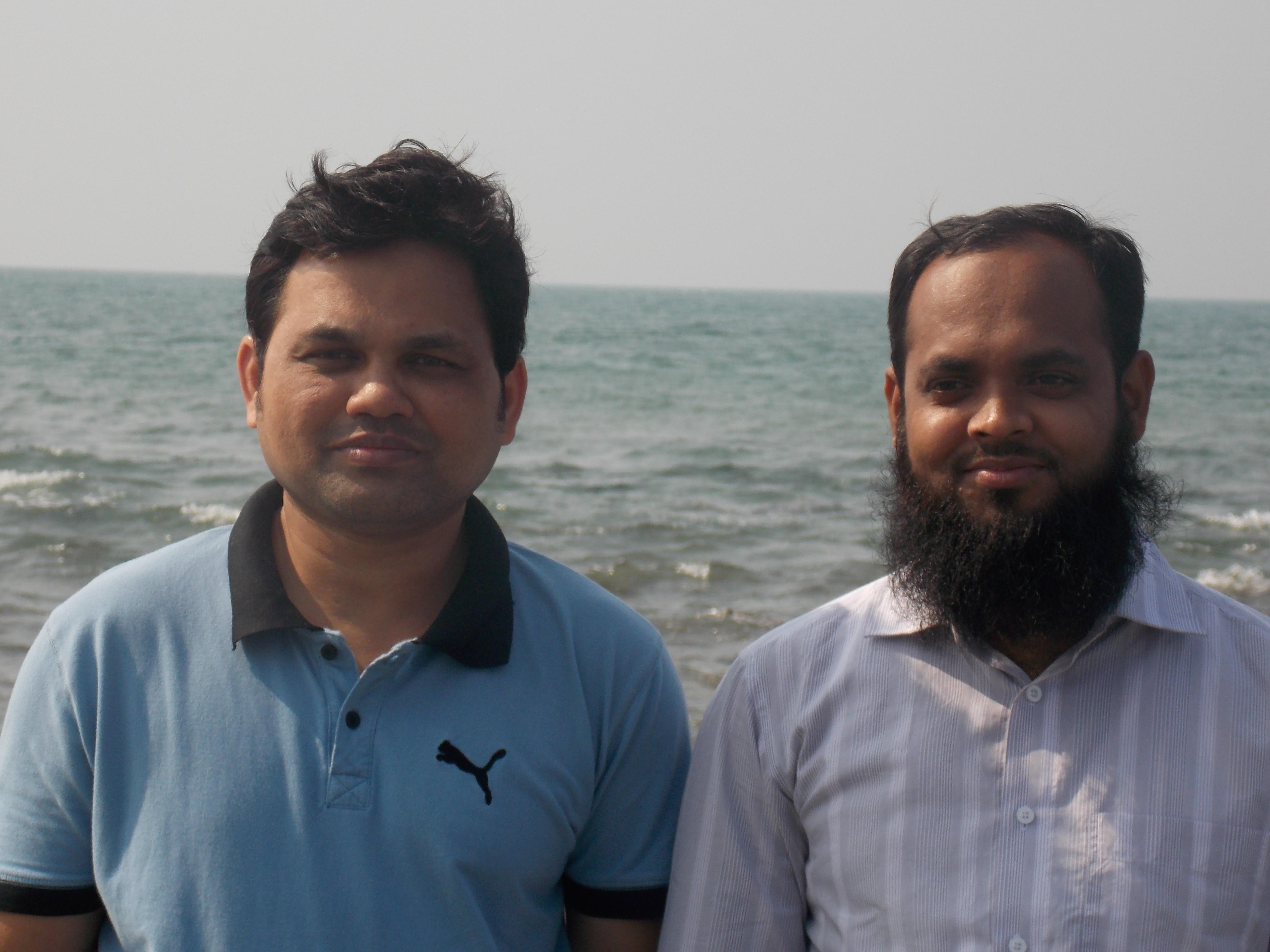 Annual Picnic 2014 (Cox's Bazar)