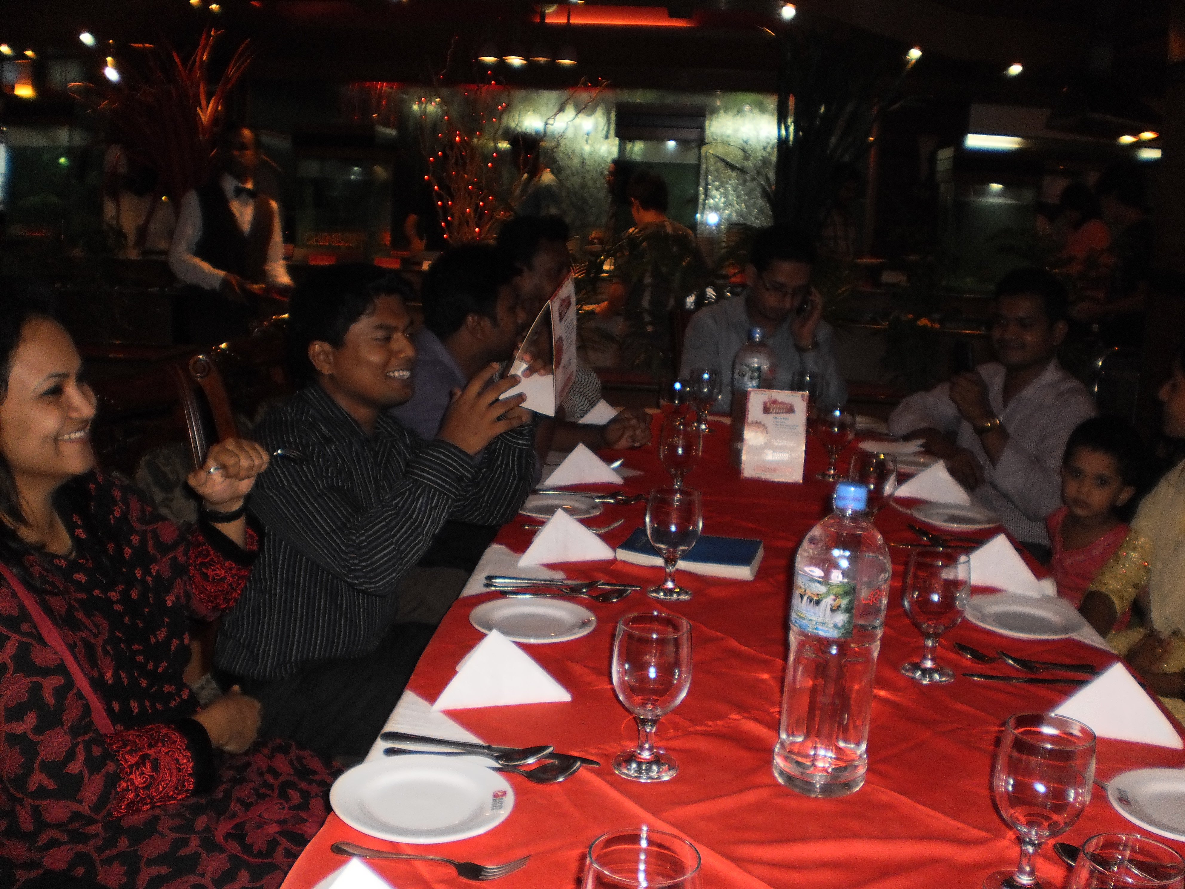 Dinner Party @ Button Rouge 2012